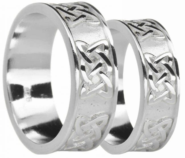 White Gold Celtic