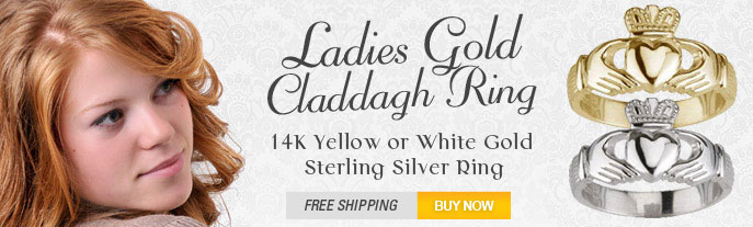 Claddagh Ring Ladies