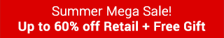 SUMMER MEGA SALE